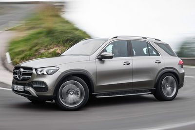 Mercedes-Benz GLE (2019) - Foto