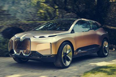 BMW Vision iNEXT (prototipo) - Foto