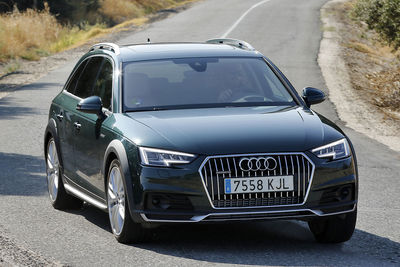 Audi A4 allroad 2016 | Prueba - Foto