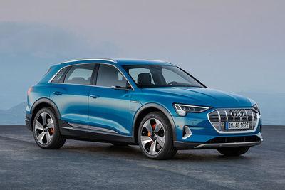 Audi e-tron (2019) - Foto