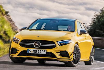 Mercedes-AMG A 35 4MATIC (2019) | Precios - Foto