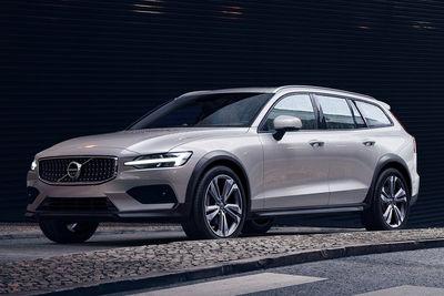 Volvo V60 Cross Country (2019) - Foto