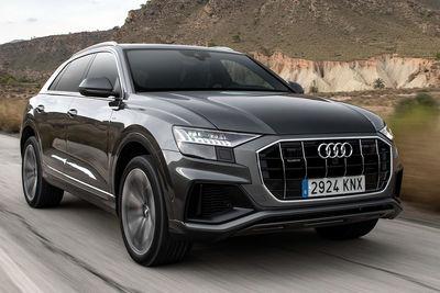 Audi Q8 (2019) | Primeras impresiones - Foto