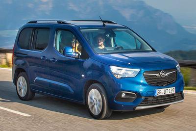 Opel Combo Life (2019) | Primeras impresiones - Foto