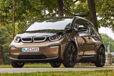 BMW i3 120 Ah - Foto
