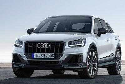 Audi SQ2 (2019) - Foto