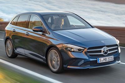 Mercedes-Benz Clase B (2019) | Precios - Foto