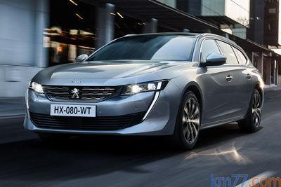 Informaciones Peugeot 508 2019 Km77 Com