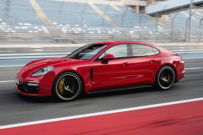 Porsche Panamera GTS (2019) - Foto
