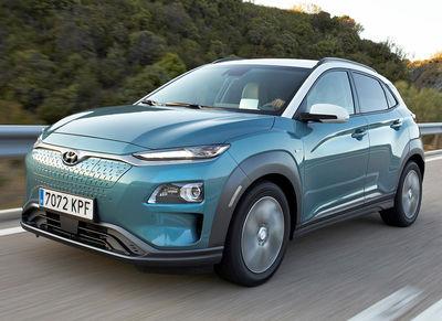 Hyundai KONA Eléctrico (2018) | Impresiones de conducción - Foto
