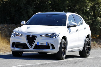 Alfa Romeo Stelvio Quadrifoglio (2017) | Prueba - Foto
