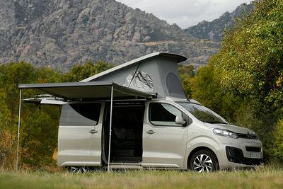 Citroën SpaceTourer by Tinkervan - Foto