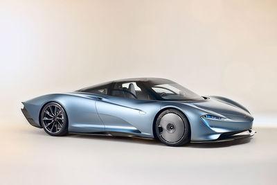 McLaren Speedtail (2020) - Foto