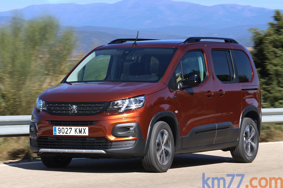 Peugeot Rifter 2019 Informacion General Km77 Com