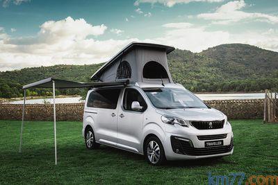Peugeot Traveller Precios Equipamientos Fotos Pruebas Y Fichas