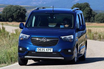 Opel Combo Life L 1.5 TD 130 CV | Prueba - Foto