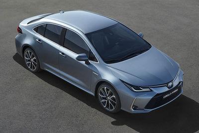 Toyota Corolla Sedan (2019) - Foto