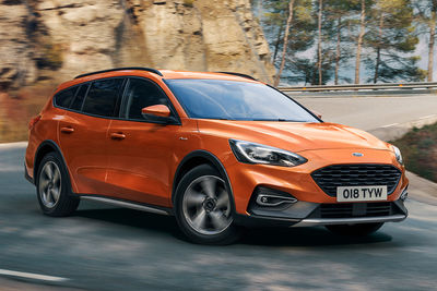 Ford Focus Active (2019) - Foto