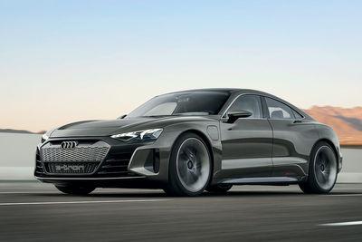 Audi e-tron GT concept - Foto