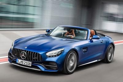 Mercedes-AMG GT Coupé y GT Roadster (2019)   Precios - Foto