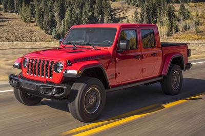 Jeep Gladiator (2020) - Foto
