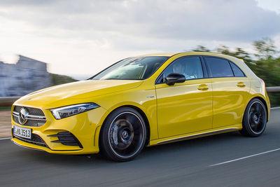 Mercedes-AMG A 35 4MATIC (2019) | Primeras impresiones - Foto