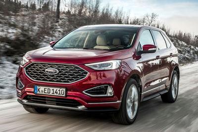 Ford Edge (2019) | Primeras impresiones - Foto