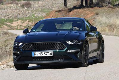 Ford Mustang Bullitt | Prueba - Foto