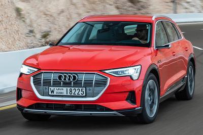 Audi e-tron (2019)   Primeras impresiones - Foto