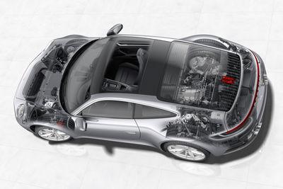 Porsche 911 Coupé (2019)   Información técnica y de equipamiento - Foto