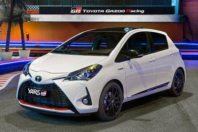 Toyota Yaris 5p 100H GR-SPORT   Precio - Foto