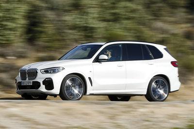 BMW X5 xDrive30d 265 CV | Prueba - Foto