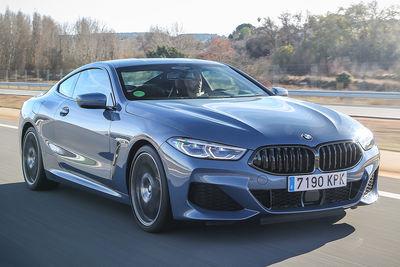 BMW Serie 8 Coupé (2018)   Primeras impresiones - Foto