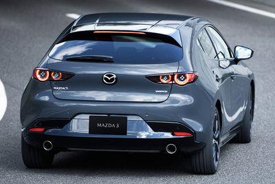 Mazda3 5p (2019)   Precios - Foto