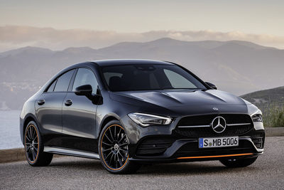 Mercedes-Benz CLA Coupé (2019) - Foto