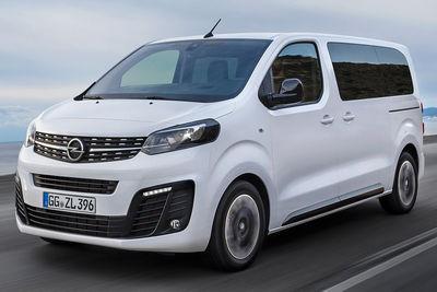 Opel Zafira Life (2019) - Foto