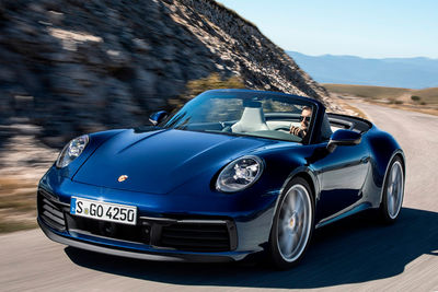 Porsche 911 Cabriolet (2019) - Foto