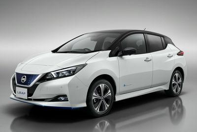 Nissan LEAF e+ - Foto