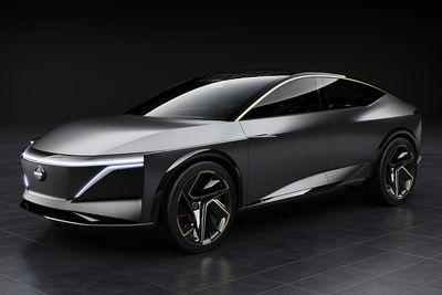Nissan IMs Concept - Foto
