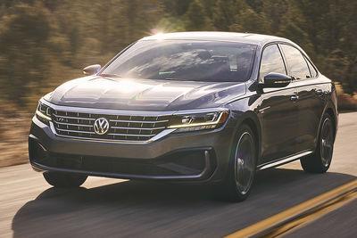 Volkswagen Passat (2019) - Foto