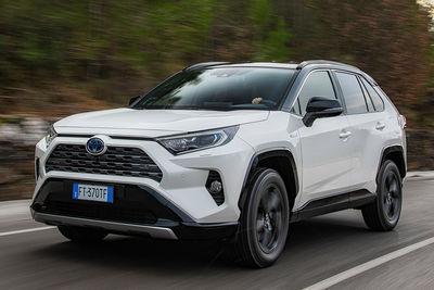 Toyota RAV4 Hybrid 220H (2019) | Primeras impresiones - Foto