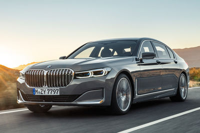 BMW Serie 7 (2019) - Foto