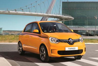 Renault Twingo (2019) - Foto