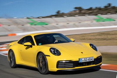 Porsche 911 Carrera S Coupé (2019) | Primeras impresiones - Foto