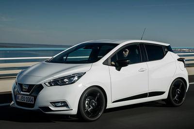 Nissan Micra (2017) | Dos nuevos motores de gasolina - Foto