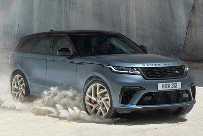 Land Rover Range Rover Velar SVAutobiography Dynamic Edition (2019) - Foto