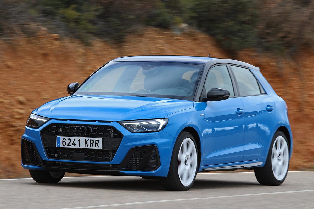 Audi A1 Sportback 2019 Informacion General Km77 Com