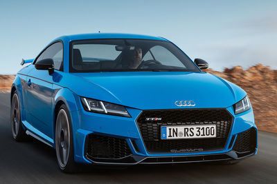 Audi TT RS Coupé y TT RS Roadster (2019) - Foto