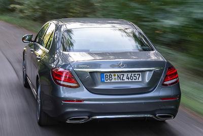 Mercedes-Benz E 300 e (2019) | Precios - Foto