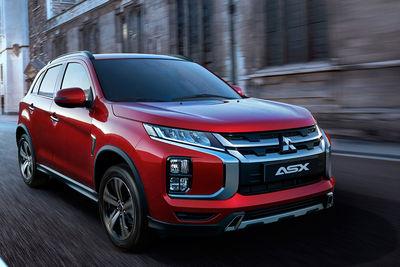 Mitsubishi ASX (2020) - Foto
